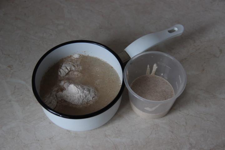 домашняя закваска для хлеба