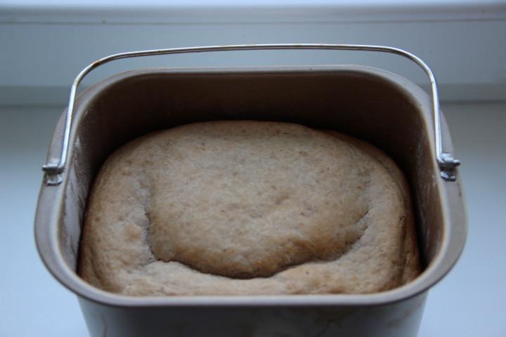 классический кекс в хлебопечке