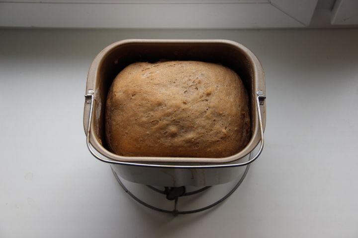 гречневый хлеб в хлебопечке