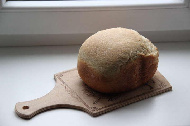 хлеб на йогурте в хлебопечке