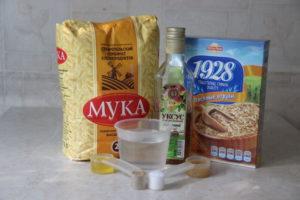продукты для хлеба с овсяными отрубями