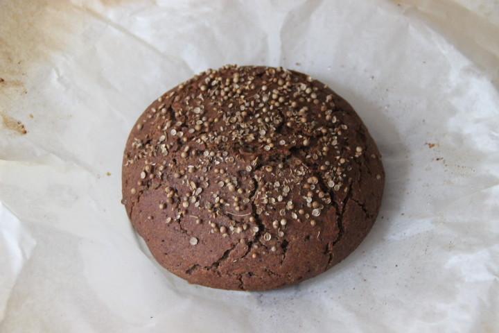 готовый бородинский хлеб