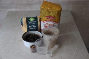продукты для бородинского хлеба в духовке
