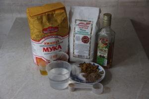 продукты для бородинского хлеба в хлебопечке