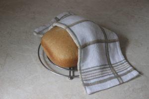 хлеб из полбяной муки в хлебопечке