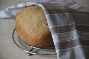 цельнозерновой хлеб с тыквенными семечками
