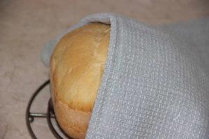 французский хлеб в хлебопечке
