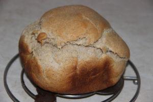 ржаной хлеб с йогуртом в хлебопечке