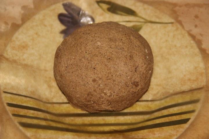 тесто для крестьянского ржаного хлеба